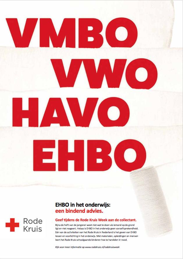 EHBO in het onderwijs