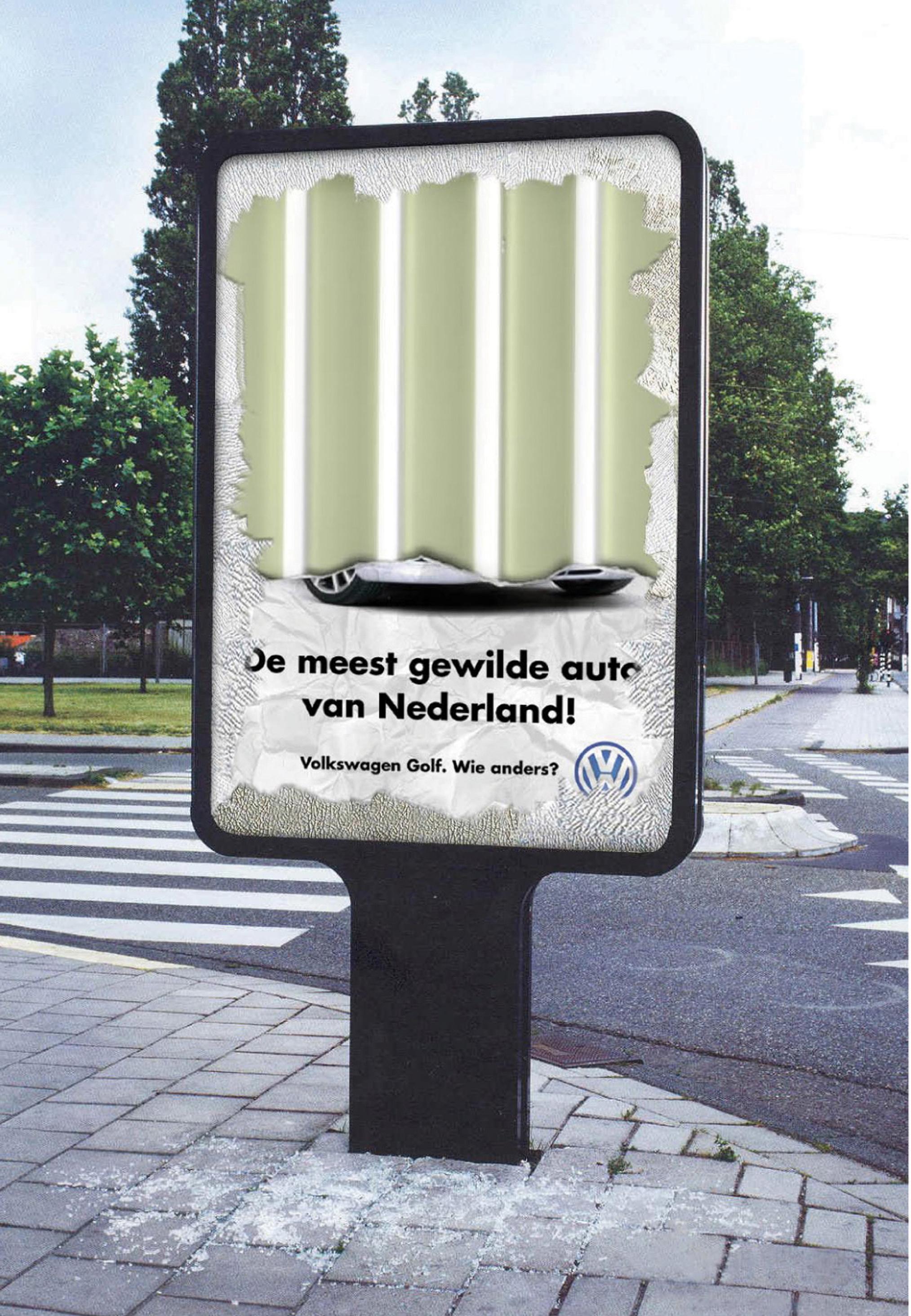 Volkswagen abri